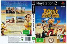 Asterix At The Olympic Games - Playstation 2.  Complete