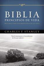 Biblia Principios de vida del Dr. Charles F. Stanley: Recurso para los principio