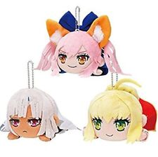 Fate/EXTELLA LINK  Nesoberi Plush  Tamamo no Mae Altera Nero Claudius SEGA