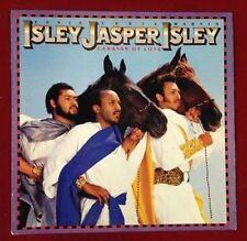 Ernie Isley Chris Jasper Marvin Isley - Caravan Of Love - Vinyl 33RPM LP Record