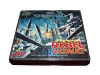 Star Wars Rebel Assault Mega CD PAL *Complete*