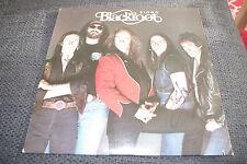 BLACKFOOT Ken Hensley signed signiert Autogramm auf Vinyl LP InPerson URIAH HEEP