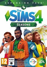 The Sims 4 Seasons Expansion Pack (PC Code in a Box) Fast Free UK P&P