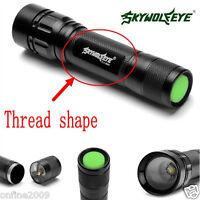 5000LM Flashlight 3Modes XM-L T6 LED 18650 Battery Waterproof Focus Light