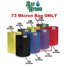 BAY HYDRO 5 Gallon 73m Micron Replacement Bubble ICE Extraction Bag QUALITY $$