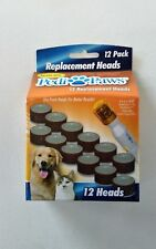 1 Pedi Paws Replacement  12 pk Nail File Trimmer  Heads .