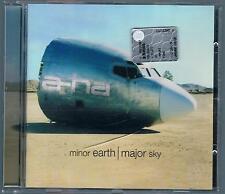 A-HA MINOR EARTH  / MAJOR SKY CD F.C. COME NUOVO!!!