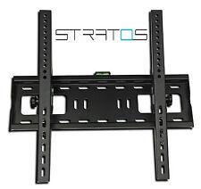 Stratos Slim TV Wandhalterung LED Plasma  26-47 Zoll Fernseher Halterung neigbar