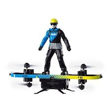 Radio Control Air Hogs 2-in-1 Extreme Air Board RC Stunt Board to Paraglider Set