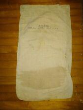 Vintage Plain Feed Sack