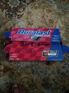 Duralast Brake Pads MKD918 Compatible With BMW