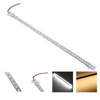 50CM 5050 SMD 36 LED blanc chaud en aluminium rigide Strip Bar Lampe K1U3 M1U