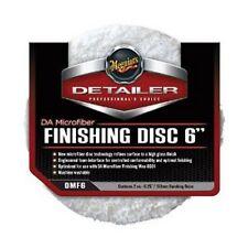 "Meguiars DMF6 DA Microfiber Finishing Discs 6"", 2-Pack"