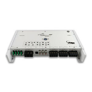 Audiopipe APSR-6185 6ch 1500w marine Amplifier Amp 6 x 150 Watts @ 73A