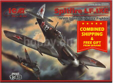 ICM 48066 - 1/48 Spitfire MK. IXE British Fighter Aircfraft, WWII plastic model