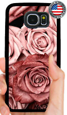 PINK & RED ROSES PHONE CASE FOR SAMSUNG NOTE & GALAXY S6 S7 EDGE S8 S9 S10 PLUS