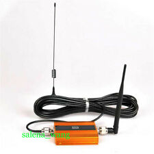 NEW Min LCD GSM / UMTS 900MHz 3G WCDMA 900MHz Signal Repeater Booster Yagi kits