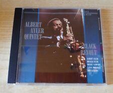 ALBERT AYLER QUINTET - BLACK REVOLT - CD