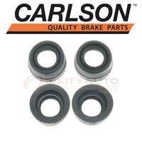 Carlson Rear Brake Caliper Guide Pin Boot Kit for 2000-2006 GMC Yukon XL vp