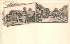 BR64041 old shanklin village  isle of wight    uk