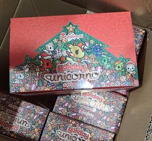 Tokidoki Unicorno 2019 Christmas Seris Whole Set 12pcs May Have Chaser Brand New