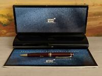 MONTBLANC Meisterstuck Burgundy Red 164R Ballpoint Pen, NOS!