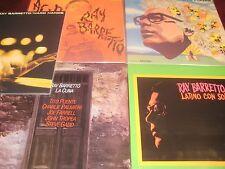 RAY BARRETTO LA CUNA LATINO CON SOUL & LA CUNA SEALED LPS + 3 BONUS MINT TITLES