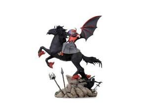 Venger Dungeous and Drangos Statue Figure 1/10 Rare Iron Studios Marvel Shadow
