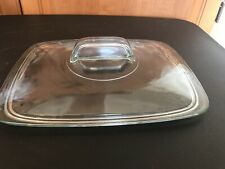 Pyrex Replacement LID ONLY for 2.5 Qt Corning Ware Simply Lite Corelle Casserole