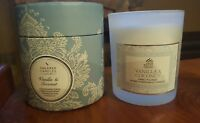 Shearer Candles VANILLA & COCONUT Designer Candle in Cannister 7.7 Oz NEW!