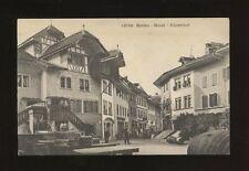 Switzerland MURTEN Morat Rubenloch c1900/10s? PPC