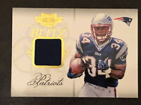2011 Panini Rookie Blitz Plates & Patches Shane Vereen Card #2 Mnt PATCH 277/299
