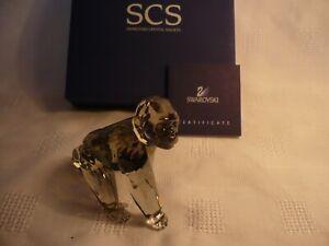 Swarovski Gorilla Cub 2009  Boxed and Certificate
