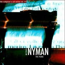 Michael Nyman: The Piano, New Music