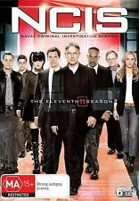NCIS SEASON 11 : NEW DVD