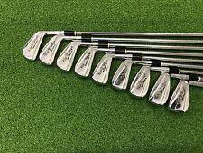 RARE Ram Golf RAY FLOYD PRO MODEL Iron Set 2-PW Right RH Steel REGULAR Used Mens