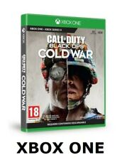 CALL OF DUTY BLACK OPS COLD WAR XBOX ONE