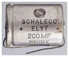 Elko, elettroliti canalizzatore b41171a 1x Siemens 10µf 100//110v B 41171 a f151