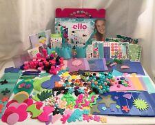 ello Creation System Girls Aquaria Ellopolis 450 Piece Building Lot Stickers