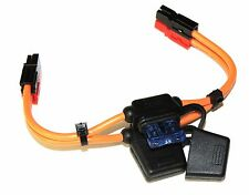 Power Cable, Powerpole to Powerpole with fuse holders and 20 Amp fuses