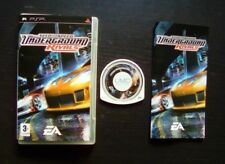 NEED FOR SPEED UNDERGROUND RIVALS : JEU Sony PSP (EA COMPLET envoi suivi)