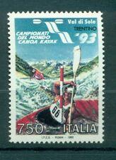Italia Repubblica 1993 - B.2191 - Sport - Canoa Kayak
