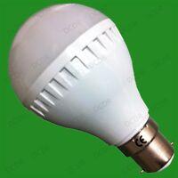 2x 6W R63 LED Ultra Low Energy Reflector Spot Light Bulbs Bayonet, BC, B22 Lamps