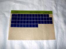 KAWASAKI KE125 KE 125 A9 (1982 MOD) A10 (1983 MOD) GEN PART CATALOGUE MICROFICHE