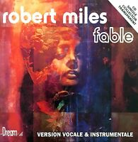 Robert Miles ‎CD Single Fable - Limited Edition - France (EX/EX+)