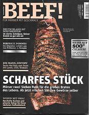 BEEF! Scharfes Stück Heft Nr. 20 Ausgabe 2/ 2014 Neuwertig