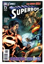 Superboy 6 - The New 52 DC Comics - 2011 - VF/NM