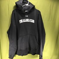 The Alaska Club Under Armour Hoodie Men's Size XL