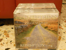 THE CHIEFTAINS featuring ZIGGY MARLEY - REDEMPTION SONG radio edit 3,35 PROMO