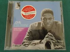 JOHN COLTRANE Complete Studio Sessions with Johnny Hodges CD